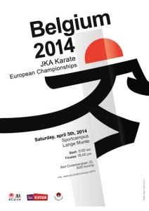 Campeonato de Europa JKA 2014