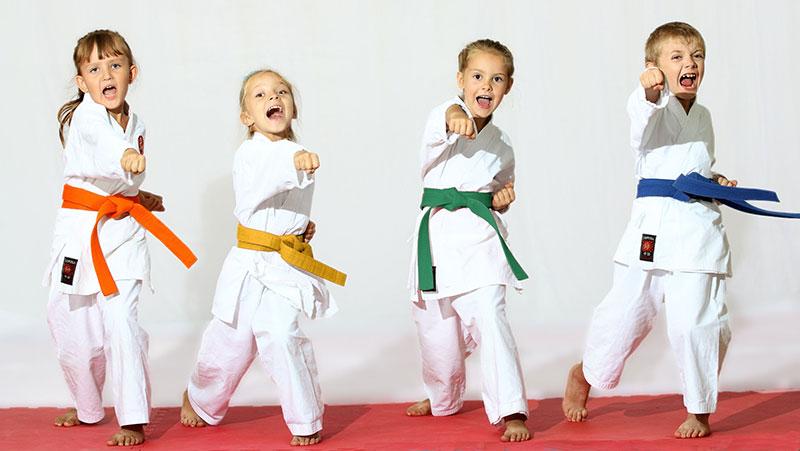 Pequeños-Campeones-de-Karate-y-Motivación