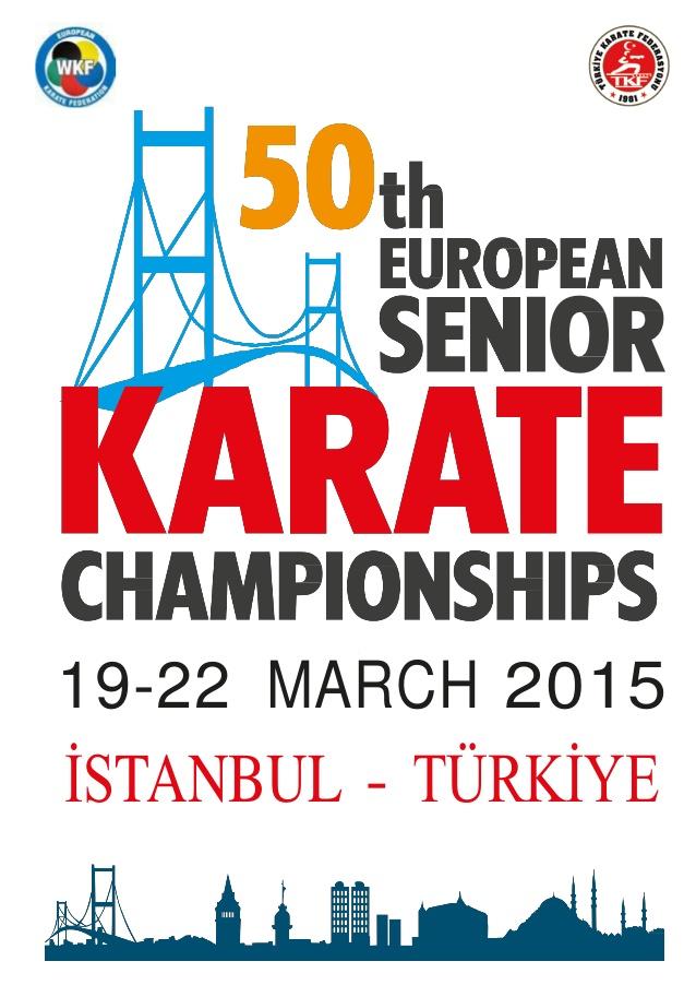 España primera en el medallero del europeo de Karate