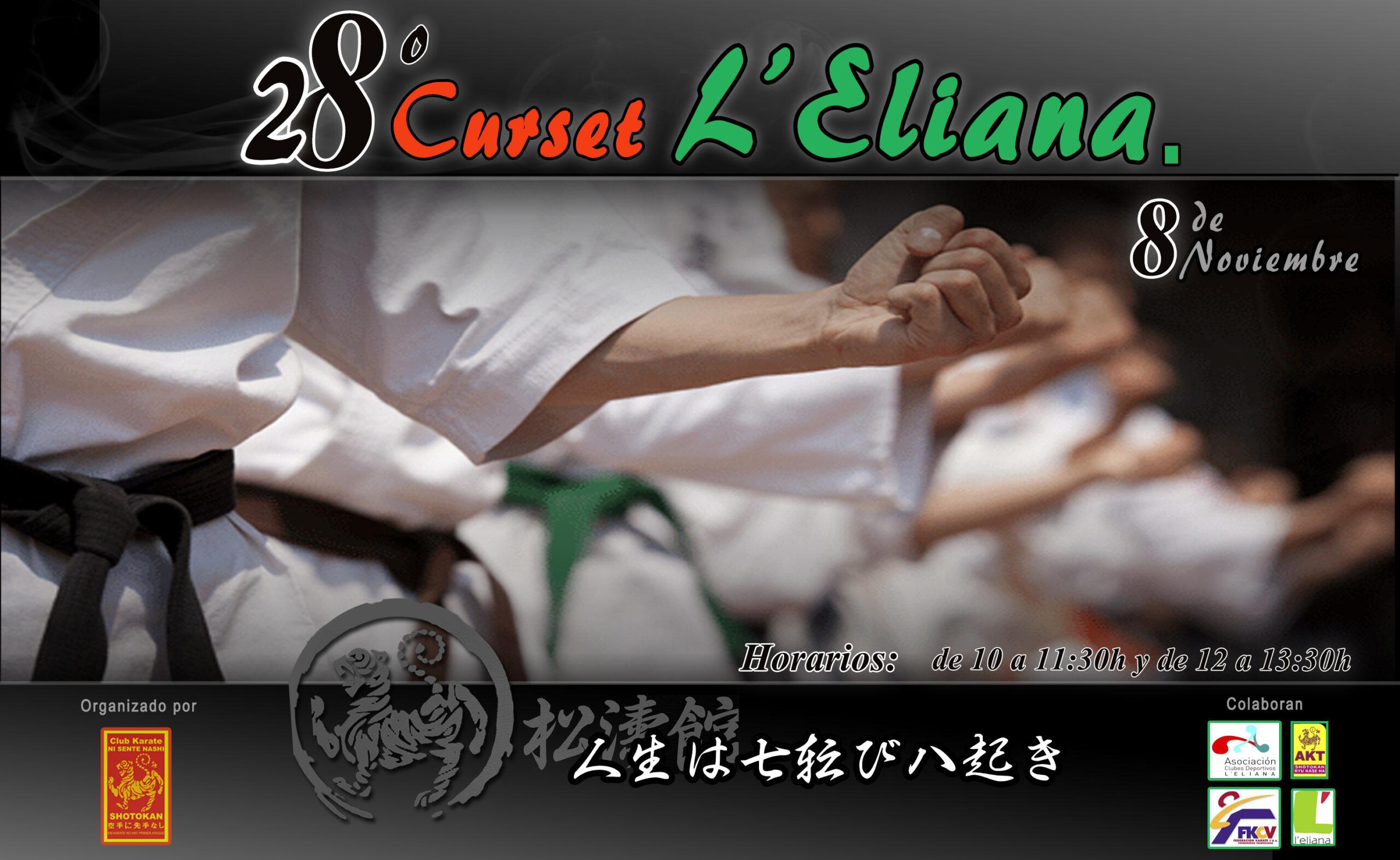 Curset Karate L'Eliana 2014