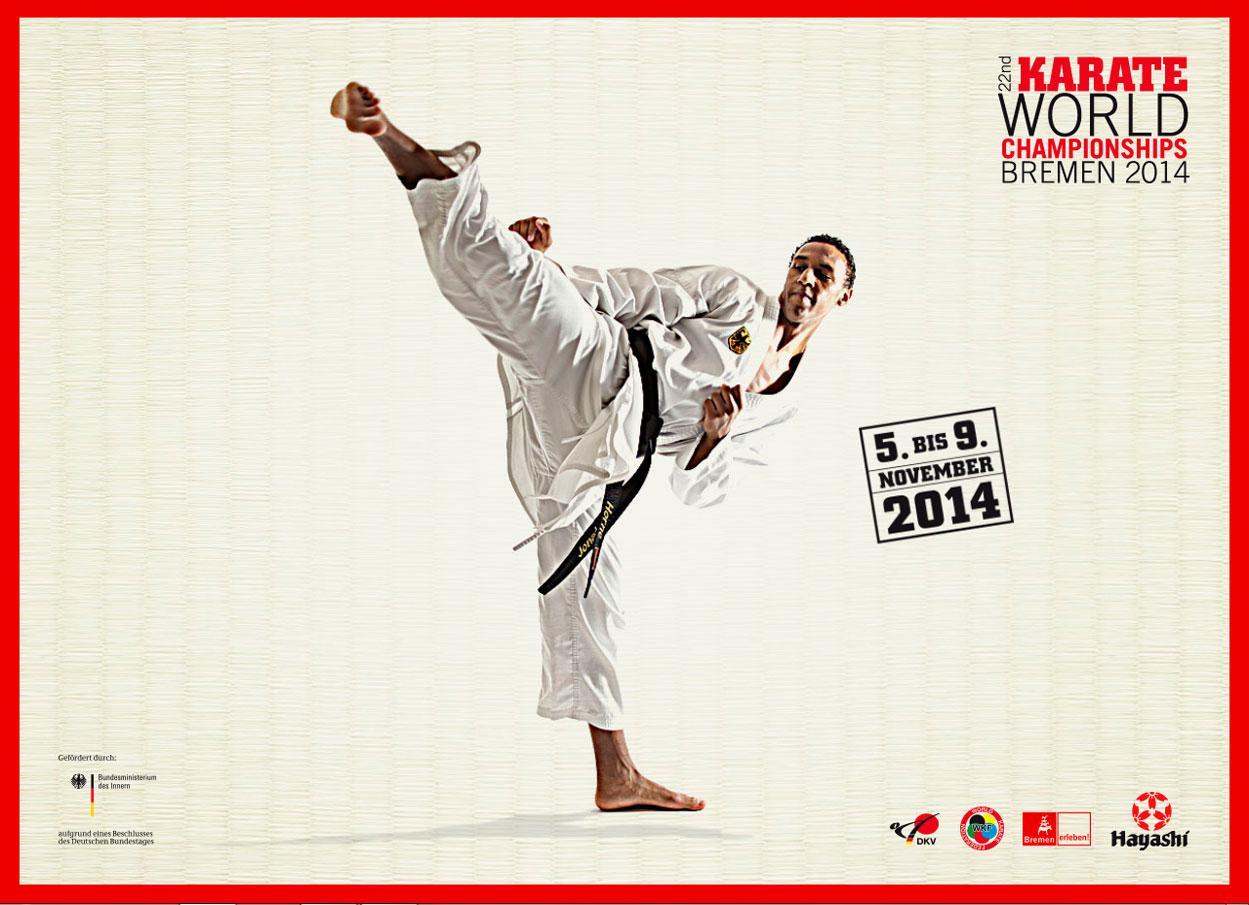 Campeonato del Mundo de Karate 2014 · Bremen