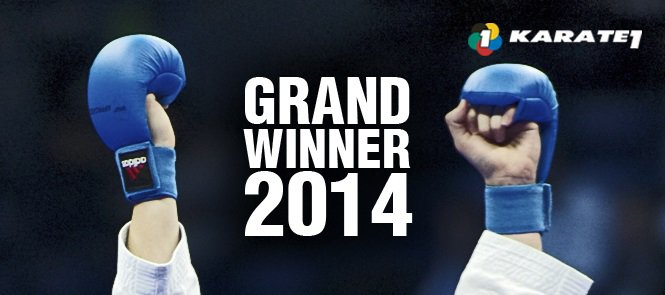 Karate 1 · Grand Winners 2014