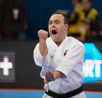 I Campeonato del Mundo de Karate Adaptado